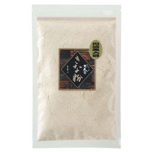 丹波黒大豆きな粉 100g パッケージ
