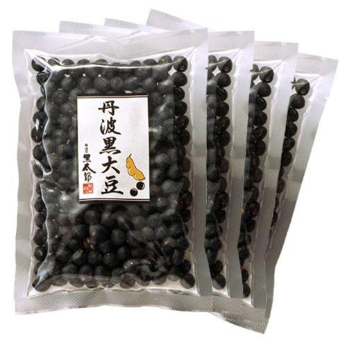 丹波黒大豆250g×4袋