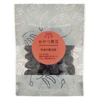 おやつ黒豆 丹波の黒太郎60gのパッケージです。