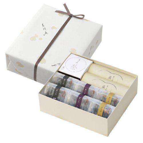 最中・菓子3種詰合せ 紙箱(大)