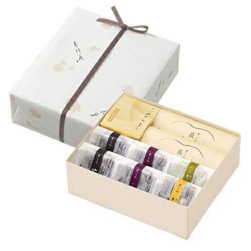 季節のお詰合せ<やわらチョコ>紙箱(大)パッケージ
